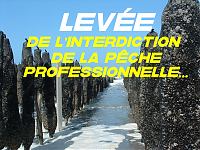 levée de l'interdiction